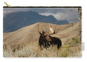 A Really Big Moose Carry-all Pouch