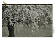 A Single Cherry Tree In Bloom Carry-all Pouch