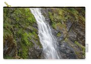 A Touch Of Light On Bridal Veil Falls Carry-all Pouch