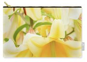A Tower Of Lilies Carry-all Pouch