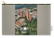 A View Of Downtown Bogota Carry-all Pouch