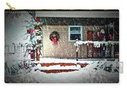 A Wisconsin Christmas Carry-all Pouch