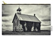 Abandoned Schoolhouse Carry-all Pouch by Garvin Hunter