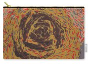 Abstract Rose 745 Carry-all Pouch