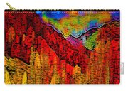 Abstract Scenic 3 Carry-all Pouch