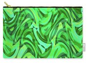 Abstract Waves Painting 0010075 Carry-all Pouch