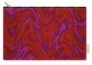 Abstract Waves Painting 0010080 Carry-all Pouch