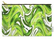 Abstract Waves Painting 0010081 Carry-all Pouch