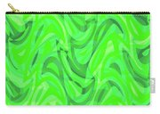 Abstract Waves Painting 0010082 Carry-all Pouch