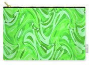 Abstract Waves Painting 0010086 Carry-all Pouch