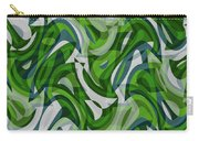 Abstract Waves Painting 0010087 Carry-all Pouch