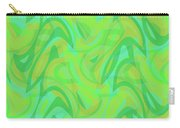 Abstract Waves Painting 0010089 Carry-all Pouch