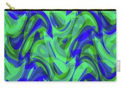 Abstract Waves Painting 0010094 Carry-all Pouch