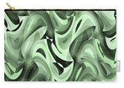 Abstract Waves Painting 0010095 Carry-all Pouch