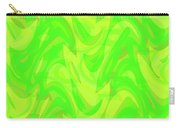 Abstract Waves Painting 0010099 Carry-all Pouch