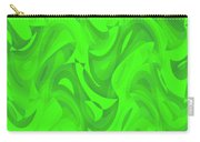Abstract Waves Painting 0010100 Carry-all Pouch