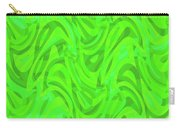 Abstract Waves Painting 0010106 Carry-all Pouch