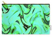 Abstract Waves Painting 0010107 Carry-all Pouch