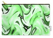 Abstract Waves Painting 0010108 Carry-all Pouch