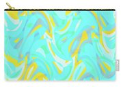 Abstract Waves Painting 0010114 Carry-all Pouch