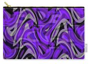 Abstract Waves Painting 0010115 Carry-all Pouch