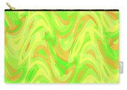 Abstract Waves Painting 007178 Carry-all Pouch