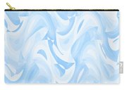 Abstract Waves Painting 007182 Carry-all Pouch