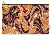 Abstract Waves Painting 007187 Carry-all Pouch