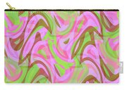 Abstract Waves Painting 007188 Carry-all Pouch