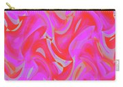 Abstract Waves Painting 007190 Carry-all Pouch