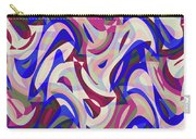 Abstract Waves Painting 007199 Carry-all Pouch