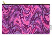 Abstract Waves Painting 007200 Carry-all Pouch
