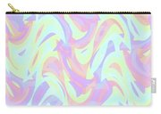 Abstract Waves Painting 007205 Carry-all Pouch