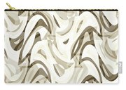 Abstract Waves Painting 007212 Carry-all Pouch
