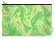 Abstract Waves Painting 007216 Carry-all Pouch
