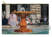 Acqua For Marcus Carry-all Pouch