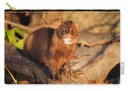 Adorable Mink Carry-all Pouch