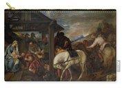 Adoracion De Los Reyes Magos   Carry-all Pouch