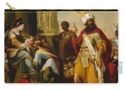 Adoration Of The Magi 1624 Carry-all Pouch