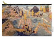 Adventures Of Ulysses, Detail Carry-all Pouch