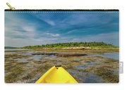 Adventurous Kayak In Maine Carry-all Pouch