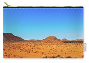 African Desert Panorama Carry-all Pouch