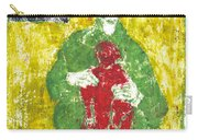 After Billy Childish Painting Otd 23 Carry-all Pouch