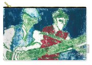After Billy Childish Painting Otd 33 Carry-all Pouch