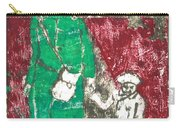 After Billy Childish Painting Otd 45 Carry-all Pouch