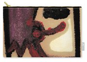 After Mikhail Larionov Oil Painting 1 Carry-all Pouch