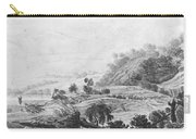 After The Tornado  Pavel Petrovich Svinin 1787 88-1839 Carry-all Pouch