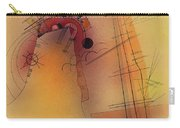 Aglow, 1928 Carry-all Pouch