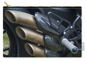 Agusta Racer Pipes Carry-all Pouch