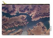 Air View Of Lake Powell Carry-all Pouch